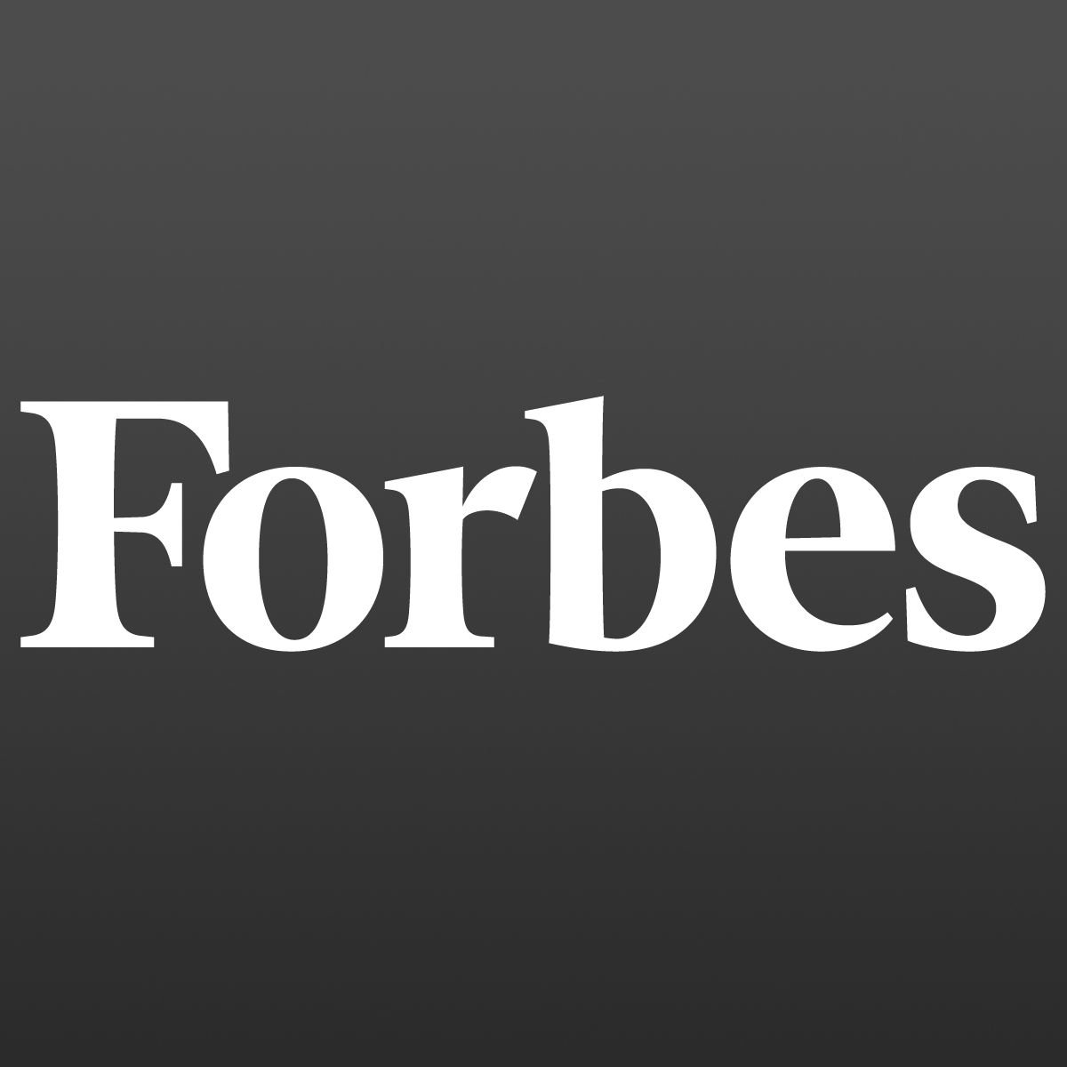 forbe logo In the News