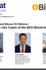 Business Use Cases of the Bitcoin SV Blockchain with Tom Lee, Jimmy Nguyen & David Grider 08.27.2020