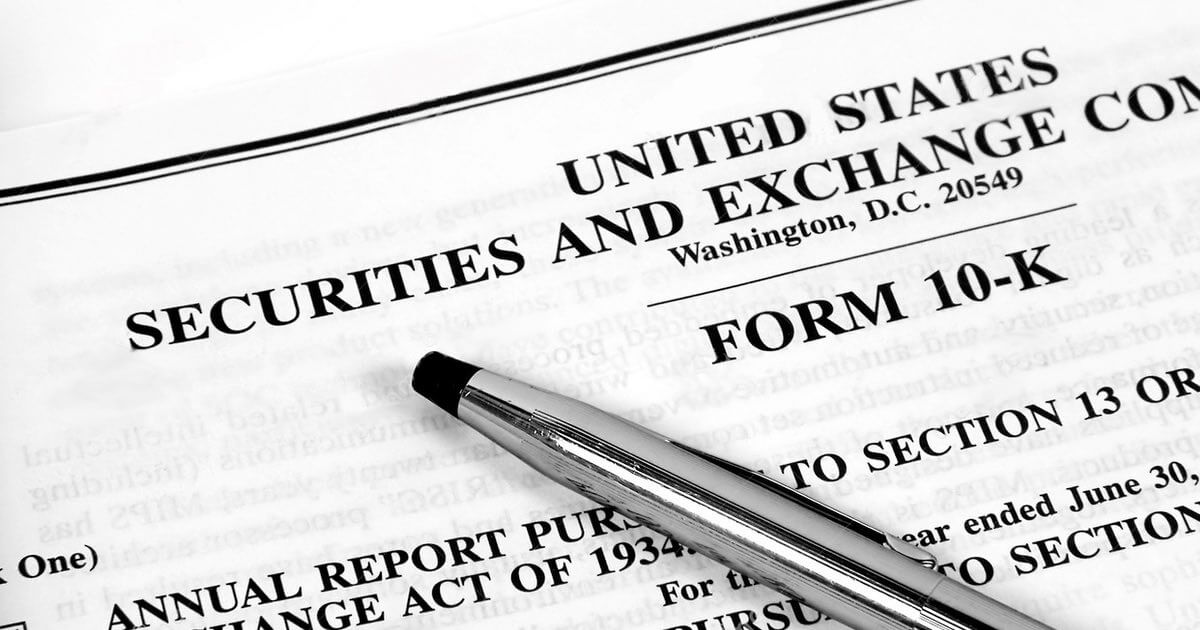 Other Voices: Why Reading 10-K Filings Is Crucial; Part 2