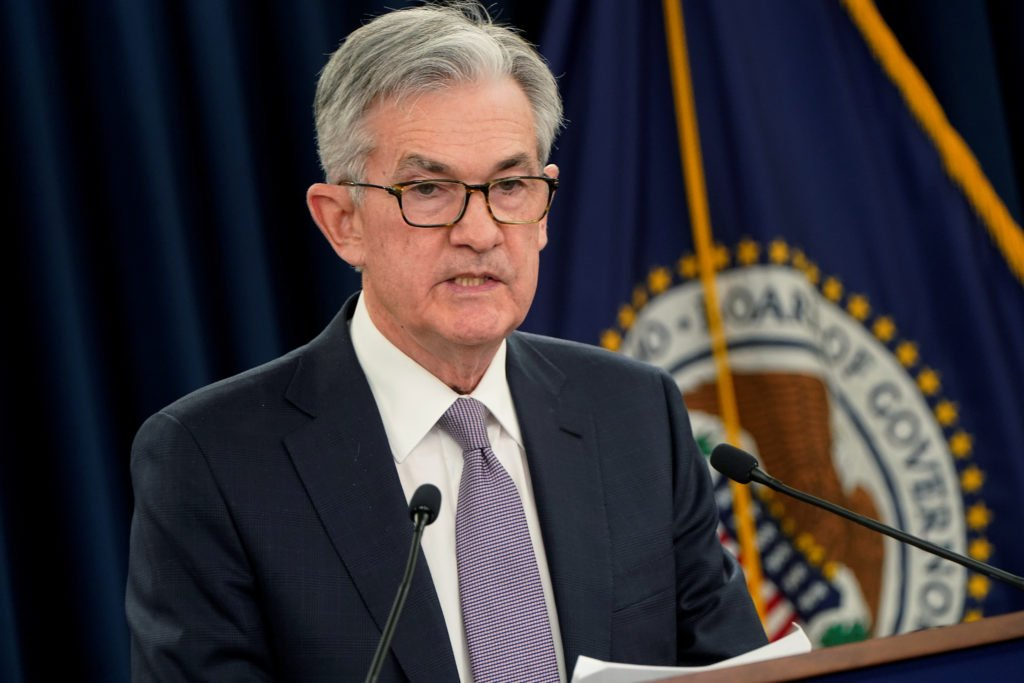 FOMC Leaves Rates and Purchases Unchanged, Powell Opines on Inflation