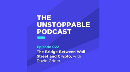 The Bridge Between Wall Street and Crypto with David Grider