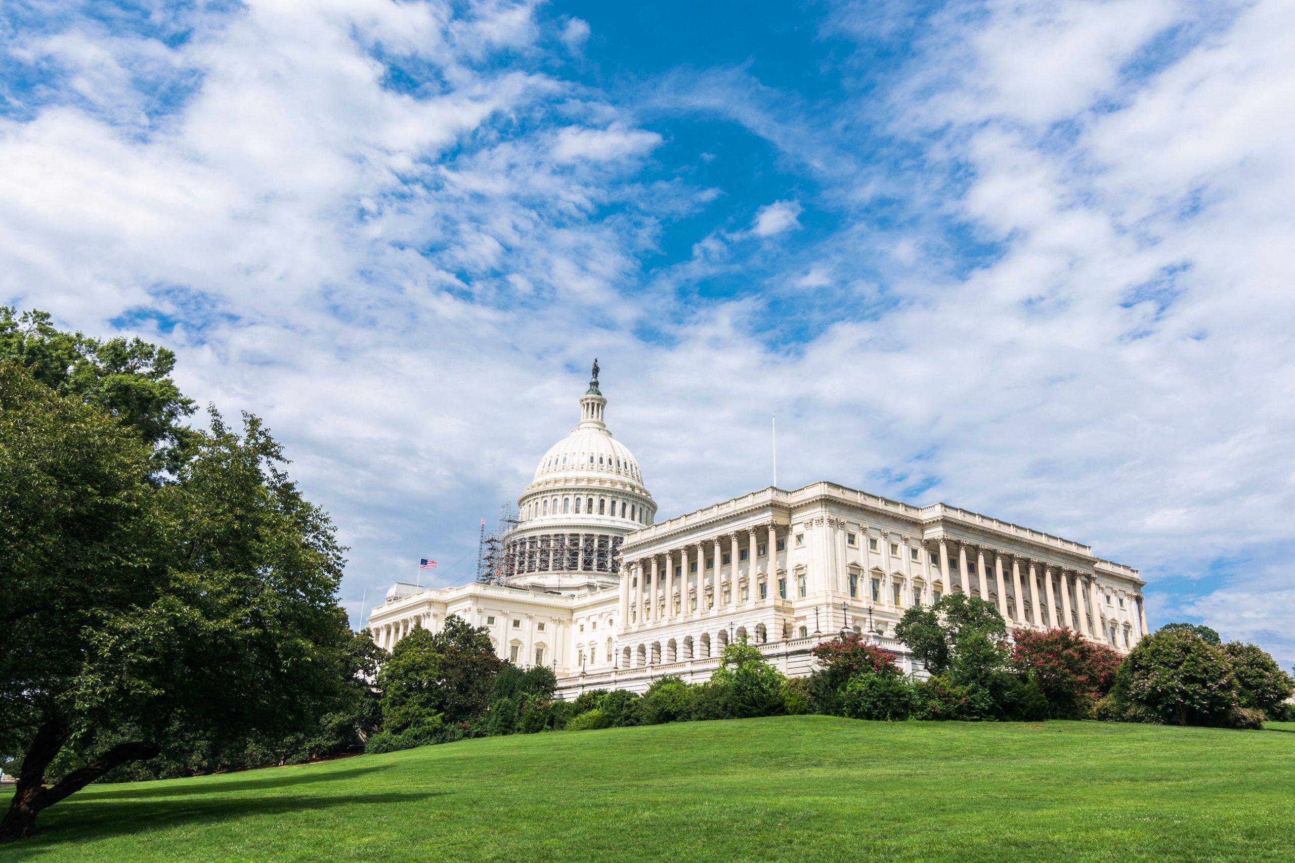 Congress Returns But Little Action Happening