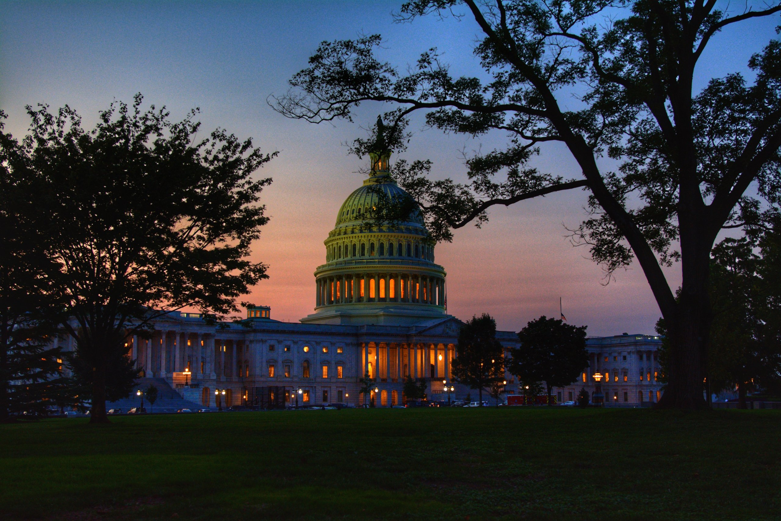 Congress Heads Home, What Does 1/6 Vote Mean?