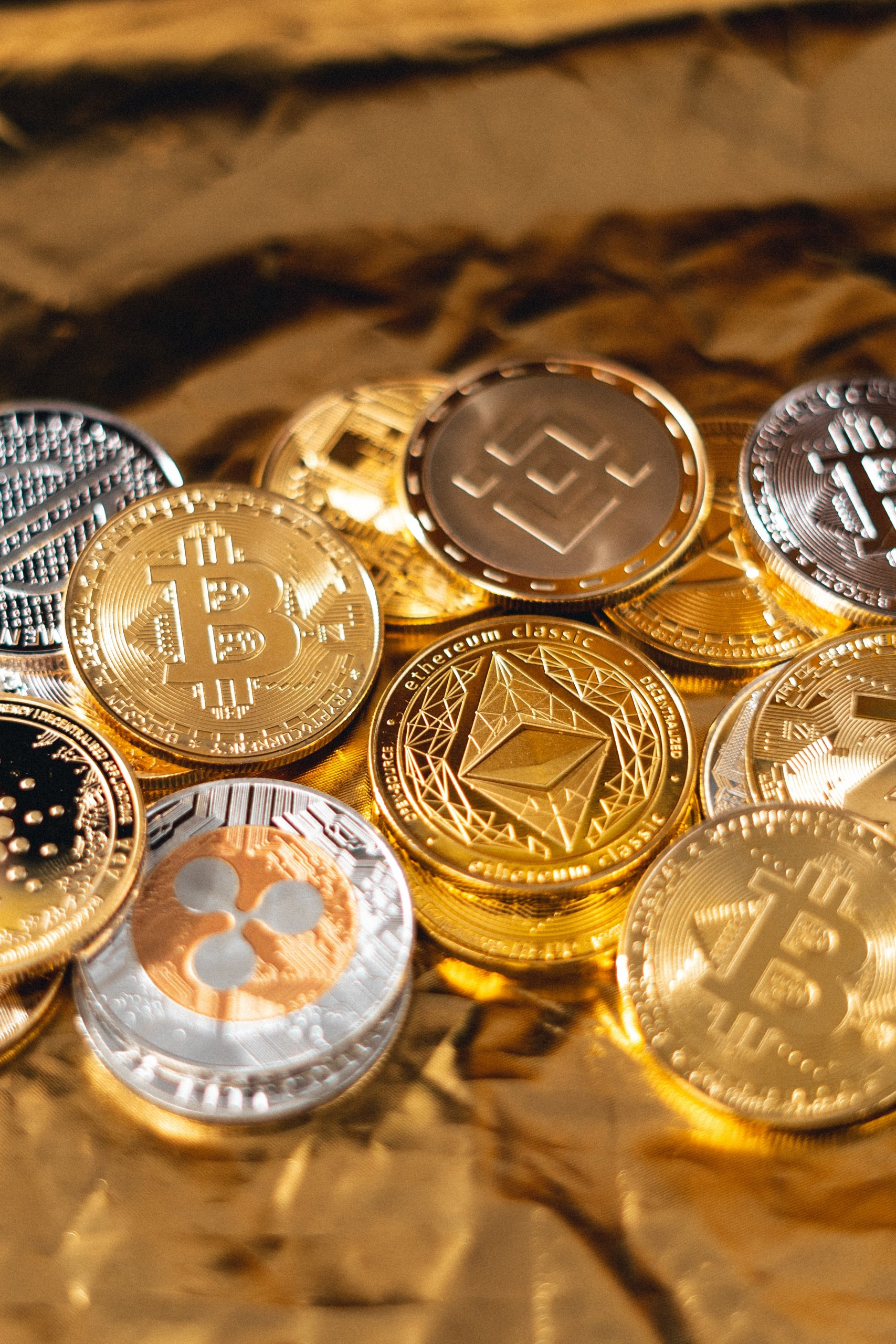 Crypto prices could be volatile over the weekend and taking off some risk or buying some protection might not hurt