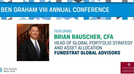 Ben Graham VIII Annual Conference: Higher Highs Expected