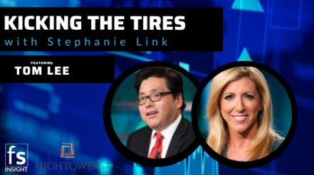 Kicking the Tires with Stephanie Link: Featuring Tom Lee