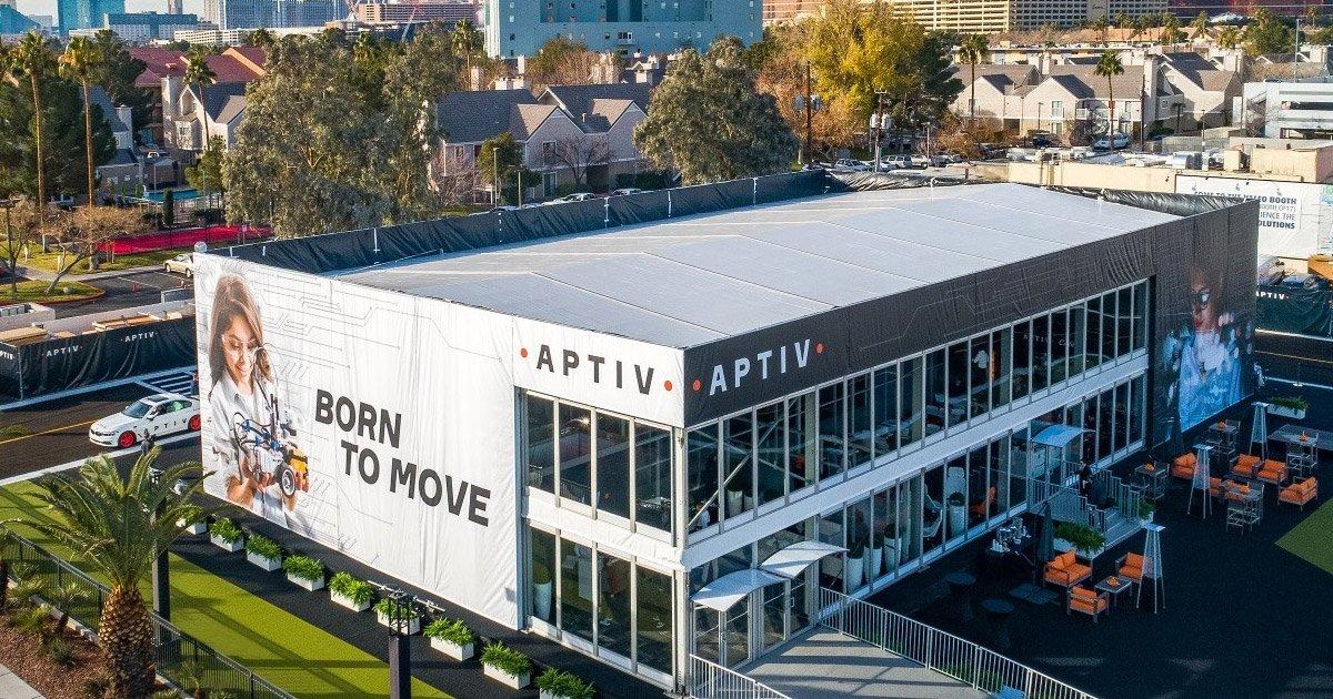 The Oracle of Aptiv ($APTV)