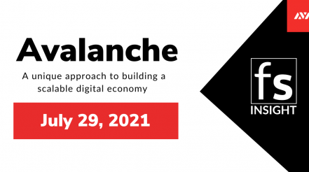 Avalanche Webinar: A unique approach to building a scalable digital economy