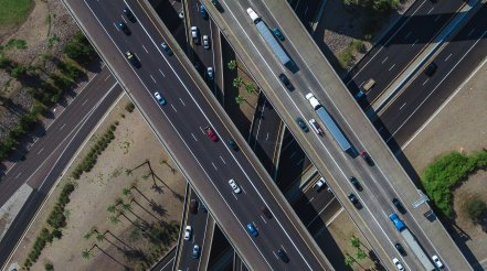 Road to infrastructure passage in Senate