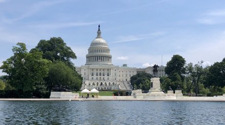 Traveling United States Capitol Building Often Cal Z